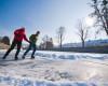 Eislaufen in Freistadt - © OÖ Tourismus/Erber