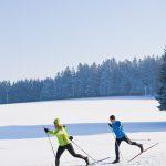 Perfekt gespurte Loipen - © OÖ Tourismus/Erber