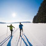 Langlaufen - © OÖ Tourismus/Erber