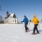 Schneeschuhwandern - © OÖ Tourismus/Erber