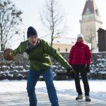 Eisstockschießen - © OÖ Tourismus/Erber